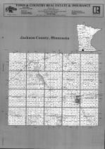 Index Map, Jackson County 1991