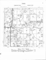 Ford Township, Snake River, Hay Creek, Kanabec County 1961 Published by Thomas O. Nelson Co