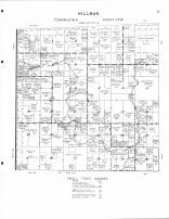Hillman Township, Knife River, Kanabec County 1961 Published by Thomas O. Nelson Co