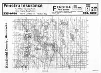 Index Map, Kandiyohi County 1987