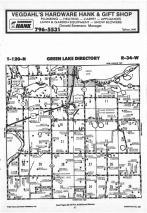 Green Lake T120N-R34W, Kandiyohi County 1987