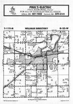 Willmar T119N-R35W, Kandiyohi County 1987