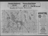 Index Map, Kandiyohi County 1989