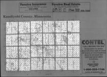 Index Map, Kandiyohi County 1990