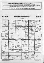 Whitefield T118N-R35W, Kandiyohi County 1990