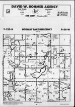 Norway Lake T122N-R36W, Kandiyohi County 1990