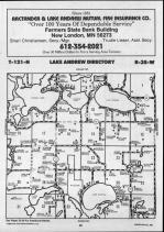 Lake Andrew T121N-R35W, Kandiyohi County 1990