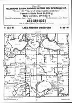Lake Andrew T121N-R35W, Kandiyohi County 1991