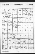 Map Image 036, Kittson County 1989