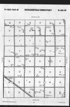 Map Image 038, Kittson County 1989