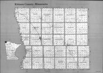 Index Map, Kittson County 1990