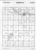 Map Image 013, Kittson County 1990