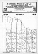 Map Image 005, Lac Qui Parle County 1987
