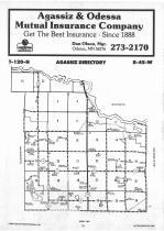 Map Image 007, Lac Qui Parle County 1987