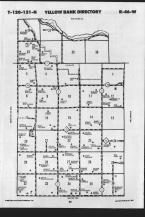 Map Image 001, Lac Qui Parle County 1989