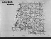 Index Map, LeSueur County 1989