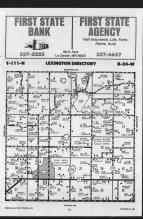 Map Image 016, LeSueur County 1989
