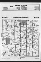 Map Image 020, LeSueur County 1989