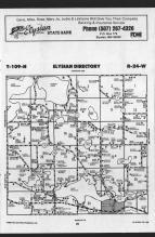 Map Image 025, LeSueur County 1989
