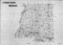 Index Map, LeSueur County 1990