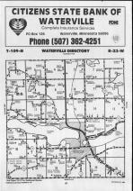Map Image 001, LeSueur County 1990