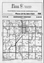 Map Image 012, LeSueur County 1990