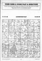 Map Image 018, LeSueur County 1990