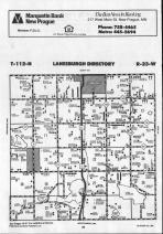 Map Image 020, LeSueur County 1990