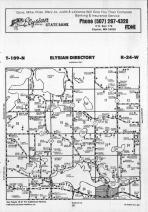 Map Image 025, LeSueur County 1990