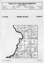 Map Image 027, LeSueur County 1990