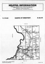 Map Image 029, LeSueur County 1990