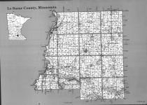 Index Map, LeSueur County 1991