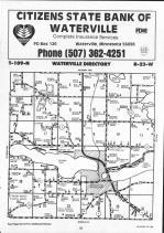 Map Image 001, LeSueur County 1991