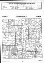 Map Image 014, LeSueur County 1991