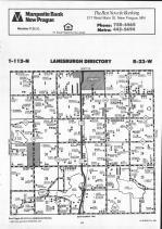Map Image 016, LeSueur County 1991