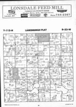 Map Image 018, LeSueur County 1991
