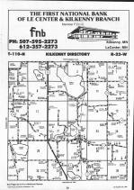 Map Image 020, LeSueur County 1991