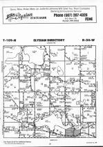 Map Image 029, LeSueur County 1991