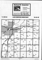 Lake Benton T109N-R45W, Lincoln County 1986