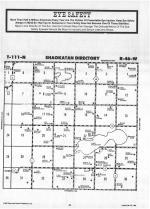 Map Image 006, Lincoln County 1987