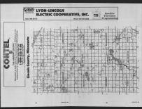 Index Map, Lincoln County 1989
