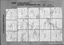 Index Map, Lincoln County 1990
