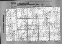 Index Map, Lincoln County 1991