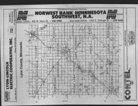 Index Map, Lyon County 1989