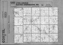 Index Map, Lyon County 1990
