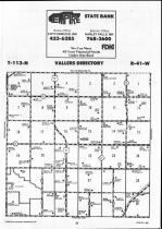 Vallers T113N-R41W, Lyon County 1990