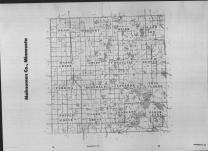 Index Map, Mahnomen County 1989