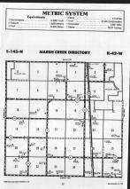 March Creek T145N-R42W, Mahnomen County 1989