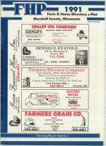 Title Page, Marshall County 1991