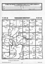 Map Image 007, Martin County 1987